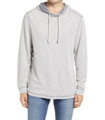 men's tommy bahama barrier beach reversible slub hoodie