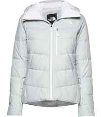 w heavenly down jacket high rise gr outerwear sport jackets wit the north face