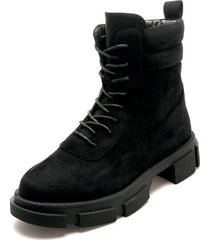 botas negras mujer - brooklyn - frankie