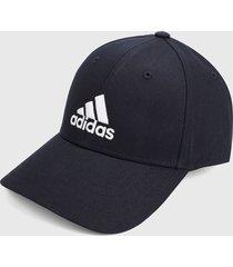 gorra azul-blanco adidas performance béisboi