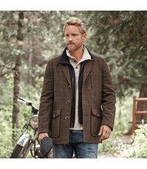 the gent shetland jacket