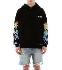 amiri eternal happiness oversized hoodie
