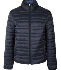michael kors zip padded jacket