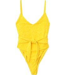 gamela swimsuit in yellow
