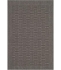 safavieh palm beach ash 3' x 5' sisal weave area rug