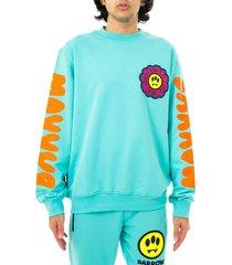 barrow felpa uomo sweatshirt 029132.114