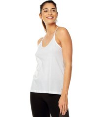 esqueleto  blanco under armour tank wht lg