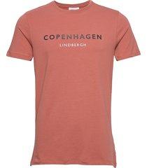 city print tee s/s t-shirts short-sleeved rosa lindbergh