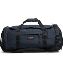 reader m + bags weekend & gym bags blauw eastpak
