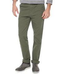 pantalón verde oliva colore