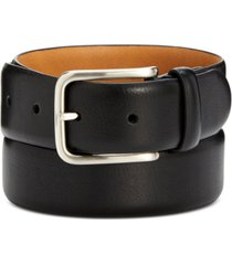 club room men's stretch dress belt, created for macy's