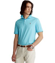 polo ralph lauren men's big & tall classic fit soft cotton polo