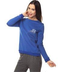 buzo azul style liq s4641 d elohim