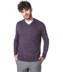 sweater violeta equus ginebra