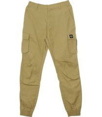 long cargo ripstop trousers s dolly noire