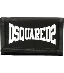 dsquared2 wallet with print