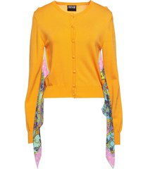 versace jeans couture cardigans
