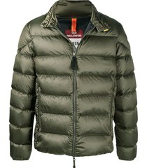 parajumpers dillon padded jacket - green