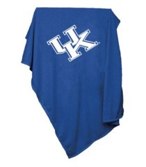 logo chair kentucky wildcats sweatshirt blanket