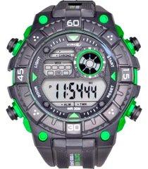 reloj virox hombre r01no1439-5 negro verde