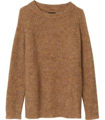 tröja siri alpaca blend sweater