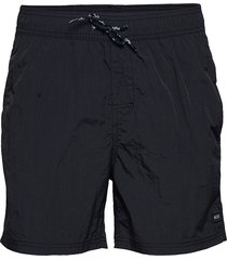 leisure swim shorts badshorts svart h2o