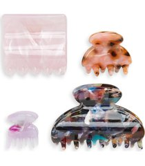 tasha 4-pack hair clips in mix it up combo at nordstrom