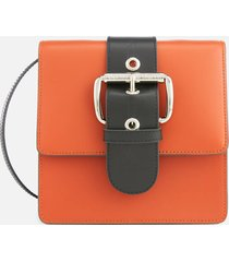 vivienne westwood women's alex small handbag - orange