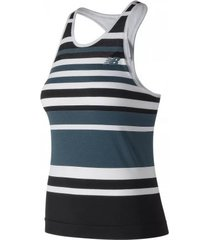 new balance tanktop new balance women tournament seamless tank black-xs