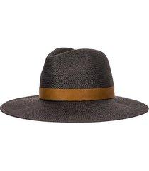 edmonia packable fedora hat