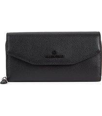 marcus palmellat leather wristlet wallet