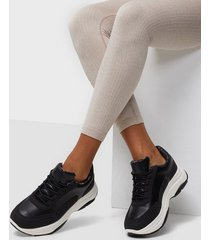 duffy smooth chunky sneaker low top