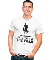 camiseta leave six points it all on the field