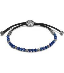 men's john hardy men's classic chain beaded friendship bracelet