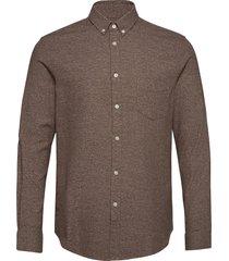 liam ba shirt 11245 overhemd casual bruin samsøe samsøe