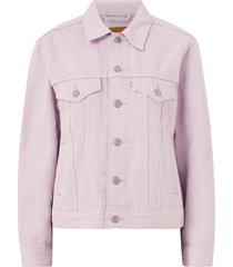 jeansjacka ex-boyfriend trucker jacket