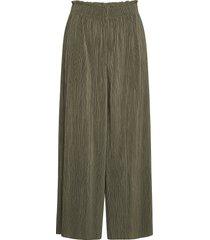 pants classic 1/1 length wijde broek groen betty barclay