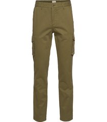 dust cargo pants - army trousers cargo pants groen forét