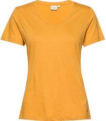 naia t-shirt bci t-shirts & tops short-sleeved gul cream