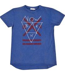 berna printed short sleeve t-shirt