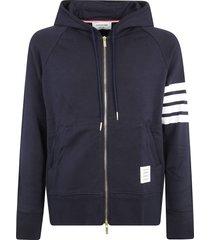 thom browne classic full zip hoodie