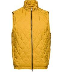 liner waistcoat vest geel oscar jacobson