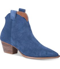 dingo women's kuster leather bootie women's shoes