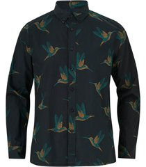 skjorta dallas bird ls shirt