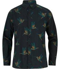 skjorta dallas bird ls shirt