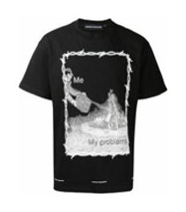 united standard camiseta com estampa - preto