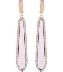 t tahari coastal beauty linear earring