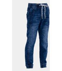 jeans  jogger denim proceso azul family shop