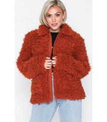 y.a.s yastania faux coat faux fur