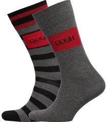 2p stripe cc underwear socks regular socks grå hugo